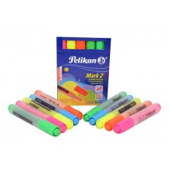 Resaltador Pelikan Mark 2*10
