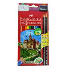 Color Faber Castell *12 Sencillo