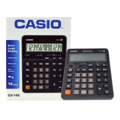 Calculadora Casio GX-14B