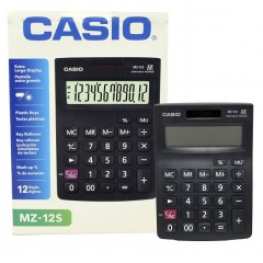 Calculadora Casio MZ 12S